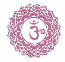 Yantra 7ème chakra Sahasrara